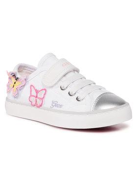 Geox Geox Sneakers J Ciak G. I J0204I 00010 C0406 M Weiß