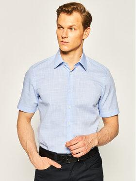 Joop! Joop! Košeľa 17 JSH_76Pierce_1_2 30019727 Modrá Slim Fit