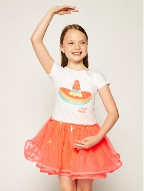 Billieblush Billieblush Vestito da giorno U12554 Multicolore Regular Fit
