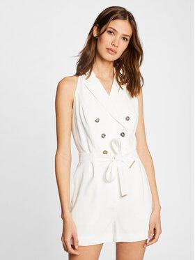 Morgan Morgan Ολόσωμη φόρμα 211-SHIMI Λευκό Regular Fit