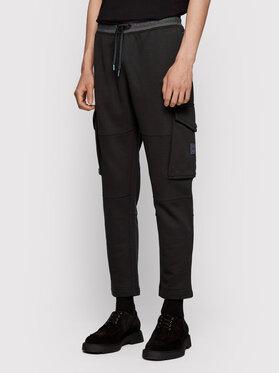 Boss Boss Teplákové kalhoty Skylight 50443635 Černá Regular Fit