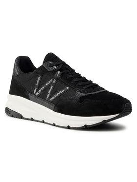 Woolrich Woolrich Sneakersy WFM202.012.4020 Černá