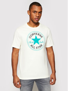 Converse Converse T-Shirt Chuck Pack 10007887-A48 Béžová Regular Fit