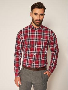 Tommy Jeans Tommy Jeans Koszula Tjm Faded Checks DM0DM08392 Czerwony Regular Fit