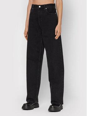 Calvin Klein Jeans Calvin Klein Jeans Джинси J20J217799 Чорний Relaxed Fit