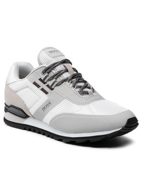 Boss Boss Sneakersy Parkour 50455306 10236286 01 Szary