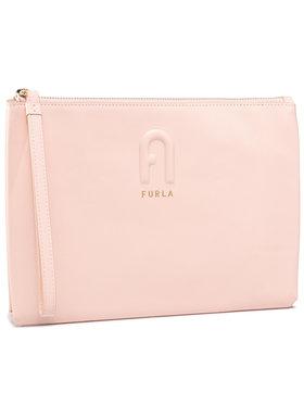 Furla Furla Дамска чанта Rita EBG7FRI-E35000-1BR00-1-007-20-CN-E Розов