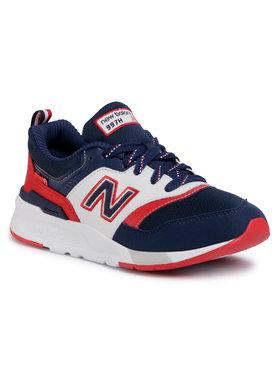 New Balance New Balance Sneakersy GR997HVN Granatowy