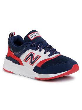 New Balance New Balance Sneakersy GR997HVN Tmavomodrá