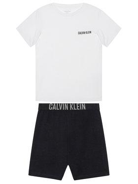 Calvin Klein Calvin Klein Pyžamo Knit P. B70B700136 D Bílá