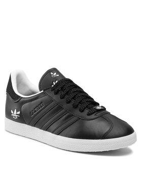adidas adidas Обувки Gazelle H02898 Черен