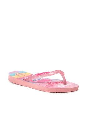 Havaianas Havaianas Σαγιονάρες Kids Slim Mlp Fc 41445145217 Ροζ