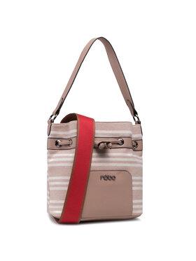 Nobo Nobo Handtasche NBAG-K0290-CM15 Beige