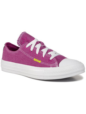 Converse Converse Sneakers Ctas Ox 168601C Ροζ