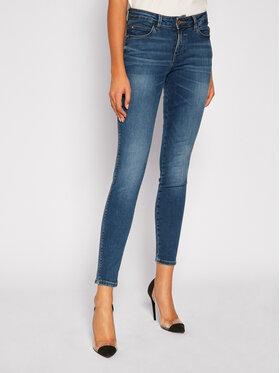 Guess Guess Jean Skinny Fit Curve W0YAJ2 D4484 Bleu marine Skinny Fit