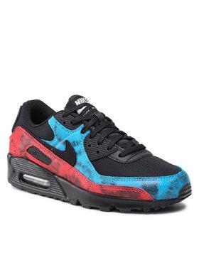 Nike Nike Buty Air Max 90 DJ6888 001 Czarny