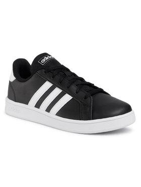adidas adidas Pantofi Grand Court K EF0102 Negru