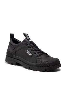 Versace Jeans Couture Versace Jeans Couture Ορειβατικά παπούτσια 71YA3S04 Μαύρο