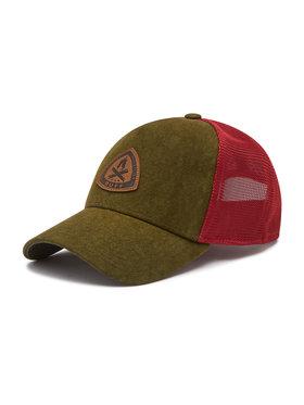 Buff Buff Καπέλο Jockey Trucker Cap 125364.854.30.00 Πράσινο