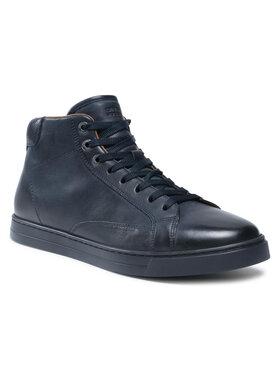 Gino Rossi Gino Rossi Sneakersy MI08-C870-871-05 Granatowy