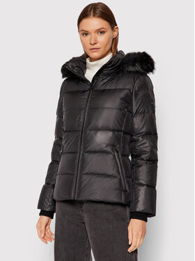 Calvin Klein Calvin Klein Pernata jakna Essentail K20K203126 Crna Regular Fit