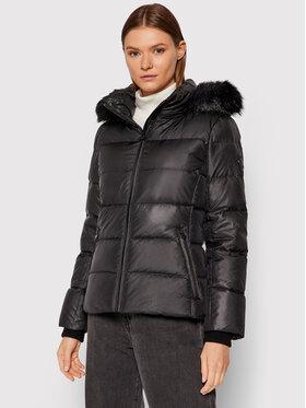 Calvin Klein Calvin Klein Vatovaná bunda Essentail K20K203126 Černá Regular Fit