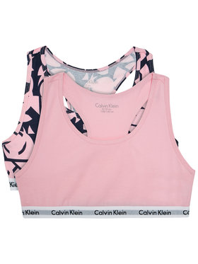 Calvin Klein Underwear Calvin Klein Underwear Комплект 2 сутиена G80G800357 Розов