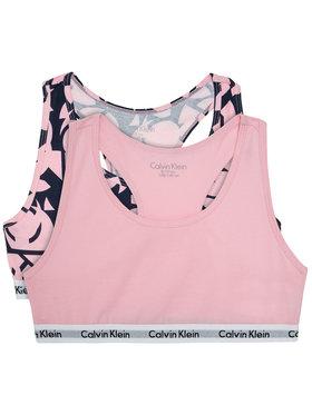 Calvin Klein Underwear Calvin Klein Underwear Komplet 2 biustonoszy G80G800357 Różowy