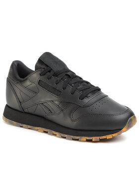Reebok Reebok Cipő Cl Leather Mu EH2397 Fekete