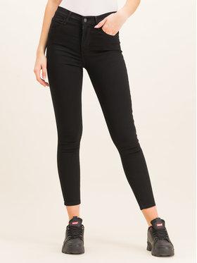 Levi's® Levi's® Jeans 720™ High Rise 52797-0000 Schwarz Super Skinny Fit