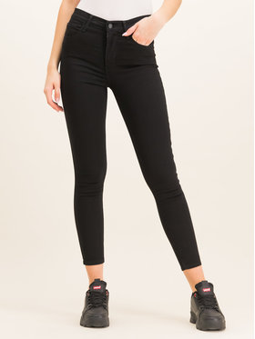 Levi's® Levi's® Skinny Fit Jeans 720™ High Rise 52797-0000 Schwarz Super Skinny Fit