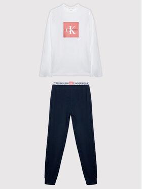 Calvin Klein Underwear Calvin Klein Underwear Piżama G80G800492 Granatowy