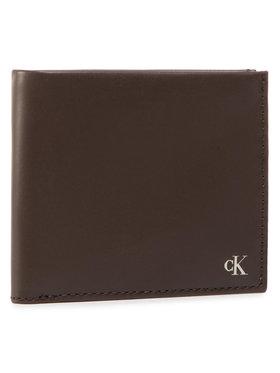 Calvin Klein Jeans Calvin Klein Jeans Dovanų rinkinys Bifold W/Coin + Cardcase K50K506252 Ruda