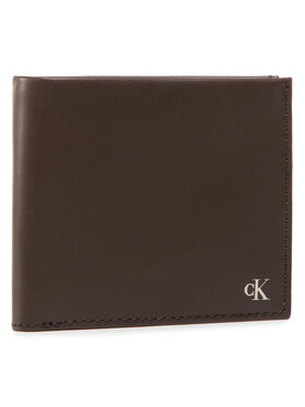 Calvin Klein Jeans Calvin Klein Jeans Σετ δώρου Bifold W/Coin + Cardcase K50K506252 Καφέ