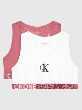 Calvin Klein Underwear Calvin Klein Underwear Комплект 2 сутиен-топове Bralette G80G800476 Цветен