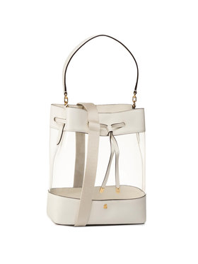 Lauren Ralph Lauren Lauren Ralph Lauren Torebka Debby 431767701002 Beżowy