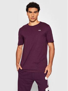 Fila Fila T-Shirt Edgar 689111 Fialová Regular Fit