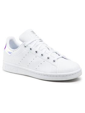 adidas adidas Обувки Stan Smith J FX7521 Бял