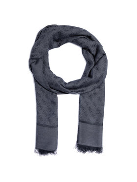 Guess Guess Schal Not Coordinated Scarves AM8748 VIS03 Grau