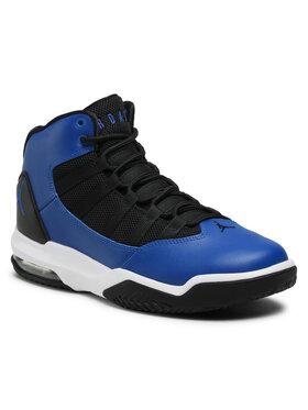 Nike Nike Boty Jordan Max Aura (Gs) AQ9214 401 Modrá