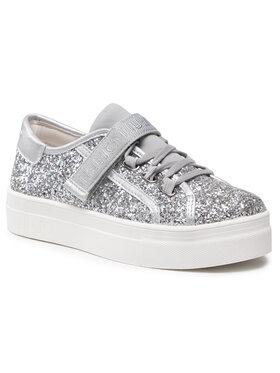 Liu Jo Liu Jo Sneakersy Alicia 26 4A1701 TX007 S Stříbrná
