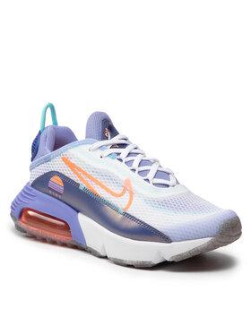 Nike Nike Boty Air Max 2090 Se 2 (GS) DA2417 100 Bílá