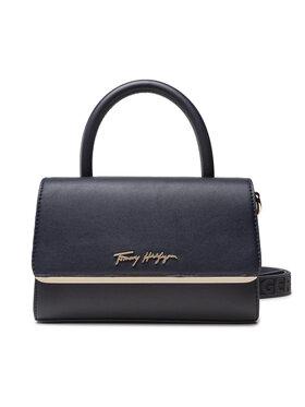 Tommy Hilfiger Tommy Hilfiger Torbica Modern Bar Bag Strap AW0AW10099 Crna