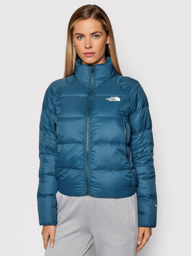 The North Face The North Face Pūkinė striukė W Hyalitedwn Jkt NF0A3Y4SB Mėlyna Regular Fit
