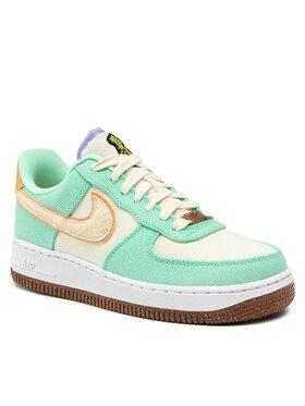 Nike Nike Взуття Air Foce 1 '07 Lx CZ0268 300 Зелений