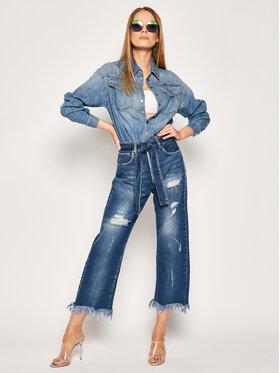 Pinko Pinko Ολόσωμη φόρμα Tabatha PE 20 PRR 1N12T9 Y653 Σκούρο μπλε Regular Fit