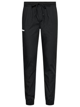 Diamante Wear Diamante Wear Joggers kalhoty Unisex Rip Stop Classic 5489 Černá Regular Fit