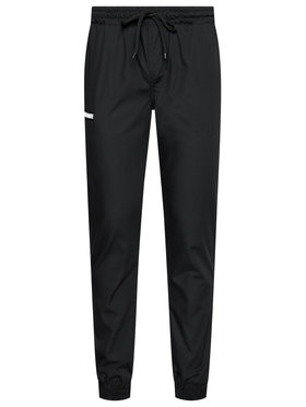 Diamante Wear Diamante Wear Joggers Unisex Rip Stop Classic 5489 Noir Regular Fit