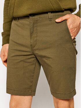 Levi's® Levi's® Szorty materiałowe Chino 17202-0004 Zielony Regular Fit