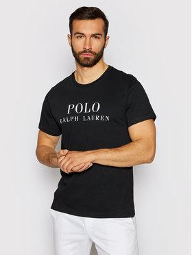 Polo Ralph Lauren Polo Ralph Lauren T-shirt Crw 714830278007 Crna Regular Fit